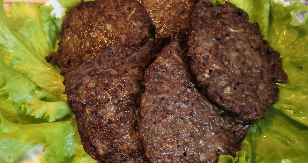 Подруга Армянка угостила котлетами из куриных сердец. Такие вкусные котлеты я давно не ела (рецепт)